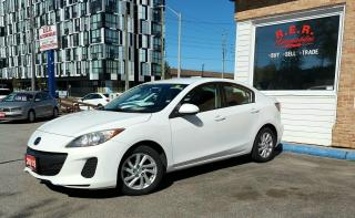 Used 2012 Mazda MAZDA3 for sale in Oshawa, ON