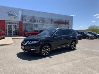Used 2019 Nissan Rogue SL AWD CVT for sale in Smiths Falls, ON