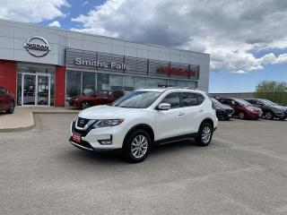 Used 2018 Nissan Rogue SV AWD CVT for sale in Smiths Falls, ON