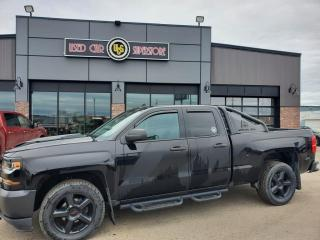 Used 2017 Chevrolet Silverado 1500 4WD Double Cab 143.5  LS for sale in Thunder Bay, ON