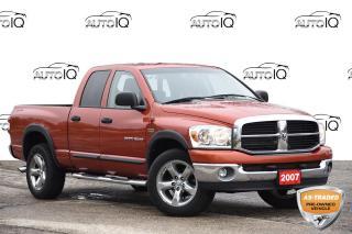 Used 2007 Dodge Ram 1500 5.7L V8 HEMI | 4X4 | Laramie for sale in Kitchener, ON