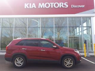 Used 2014 Kia Sorento LX for sale in Charlottetown, PE