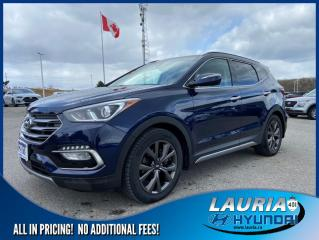 Used 2018 Hyundai Santa Fe Sport 2.0T AWD Ultimate - LOADED for sale in Port Hope, ON