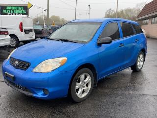 Used 2007 Toyota Matrix for sale in Cobourg, ON
