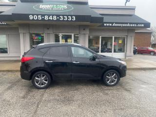 Used 2015 Hyundai Tucson GLS for sale in Mississauga, ON