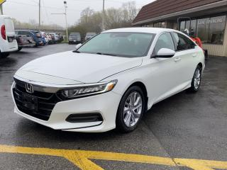 Used 2019 Honda Accord LX for sale in Cobourg, ON