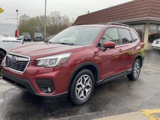 Used 2019 Subaru Forester CONVENIENCE for sale in Cobourg, ON