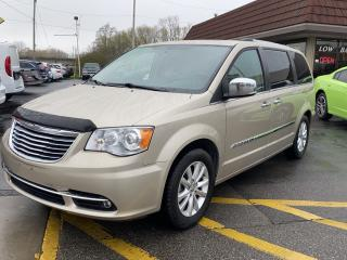 Used 2015 Chrysler Town & Country Limited for sale in Cobourg, ON