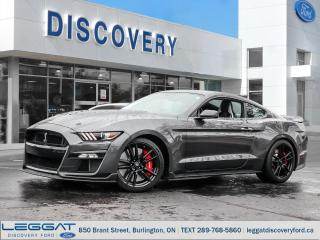 Used 2020 Ford Mustang Shelby GT500 for sale in Burlington, ON