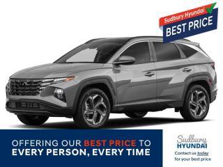 New 2022 Hyundai Tucson Preferred w/Trend Package for sale in Sudbury, ON