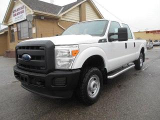 Used 2013 Ford F-250 XL 4X4 Crew Cab Short Box 6.2L V8 Certified for sale in Rexdale, ON