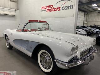 Used 1961 Chevrolet Corvette for sale in St. George, ON