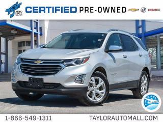 Used 2020 Chevrolet Equinox Premier for sale in Kingston, ON