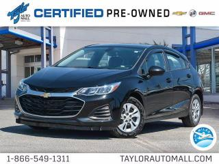 Used 2019 Chevrolet Cruze LS for sale in Kingston, ON