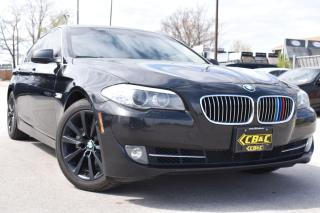 Used 2013 BMW 5 Series 528i xDrive for sale in Oakville, ON