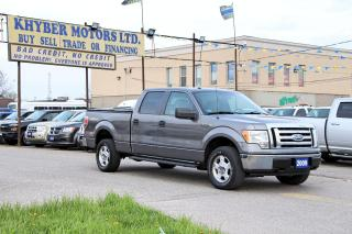 Used 2009 Ford F-150 XLT 4X4 for sale in Brampton, ON
