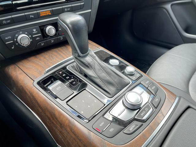 2016 Audi A6 3.0L TDI Progressiv Navigation /Camera/Sunroof Photo13