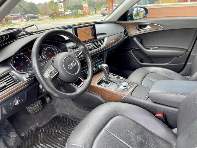 2016 Audi A6 3.0L TDI Progressiv Navigation /Camera/Sunroof Photo9