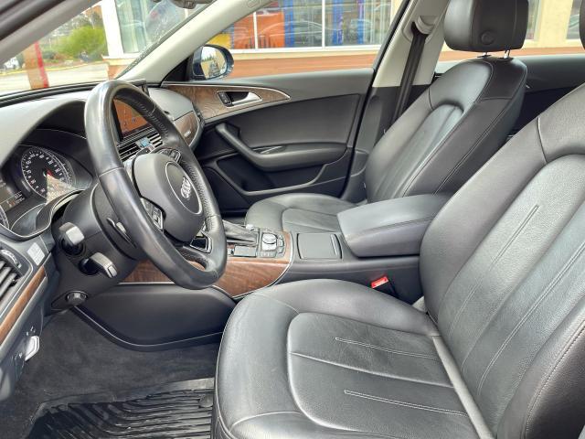 2016 Audi A6 3.0L TDI Progressiv Navigation /Camera/Sunroof Photo10