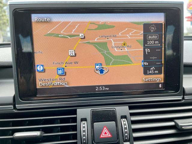 2016 Audi A6 3.0L TDI Progressiv Navigation /Camera/Sunroof Photo14