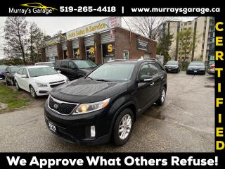 Used 2015 Kia Sorento LX AWD for sale in Guelph, ON