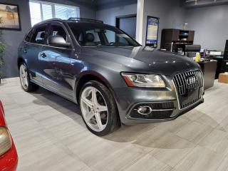 Used 2014 Audi Q5 2.0l Technik S-Line for sale in Woodbridge, ON