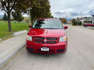 Used 2009 Dodge Grand Caravan SE for sale in Kelowna, BC