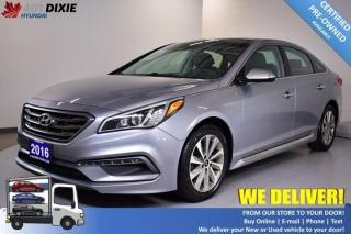 Used 2016 Hyundai Sonata 2.4L Sport Tech for sale in Mississauga, ON