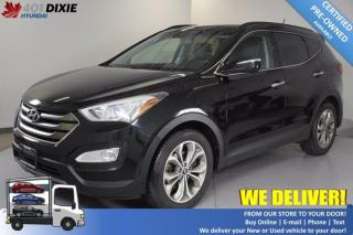 Used 2015 Hyundai Santa Fe Sport Limited for sale in Mississauga, ON