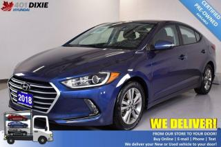 Used 2018 Hyundai Elantra GL for sale in Mississauga, ON