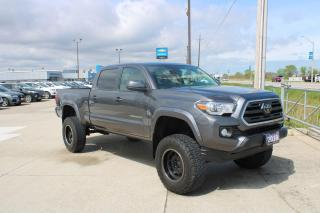 Used 2018 Toyota Tacoma SR5 for sale in Tilbury, ON
