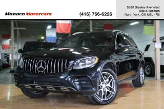 Used 2017 Mercedes-Benz GLC-Class GLC300 - PANO|NAVI|BACKUP|BLINDSPOT for sale in North York, ON