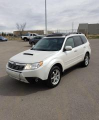 Used 2009 Subaru Forester AWD XT Limited  | $0 DOWN - EVERYONE APPROVED! for sale in Calgary, AB