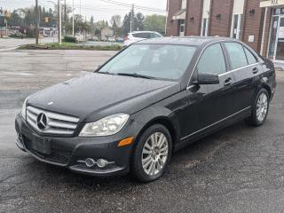Used 2012 Mercedes-Benz C-Class C 250 for sale in Waterloo, ON