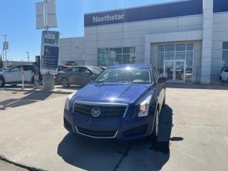 Used 2014 Cadillac ATS ATS/AWD/LEATHER/SUNROOF/HEATEDSEATS for sale in Edmonton, AB