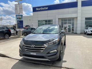 Used 2017 Hyundai Tucson LTD LEATHER/PANOROOF/NAV/COOLEDSEATS/HEATEDSTEERING for sale in Edmonton, AB