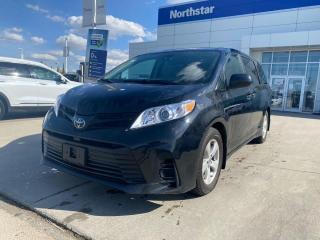Used 2018 Toyota Sienna LE AUTO/8PASS/HEATEDSEATS/BACKUPCAM/BLUETOOTH for sale in Edmonton, AB