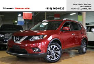 Used 2016 Nissan Rogue SL AWD - LEATHER|PANO|NAVI|BACKUP for sale in North York, ON