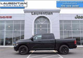 Used 2018 RAM 1500 EXPRESS - HEMI !!  4WD !! BACK UP CAM !! for sale in Sudbury, ON