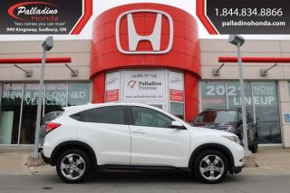 Used 2017 Honda HR-V LX - NEW REAR BRAKES - for sale in Sudbury, ON