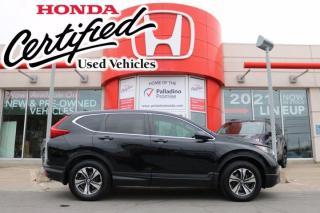 Used 2017 Honda CR-V LX - HONDA CERTIFIED - RATES STARTING @ 3.69% - for sale in Sudbury, ON