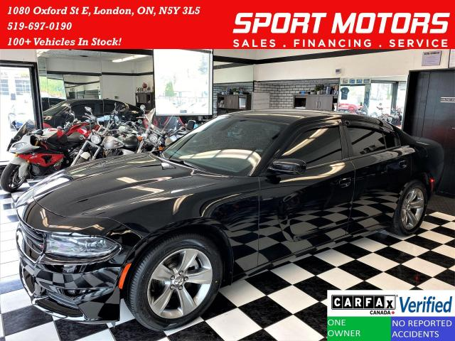 2016 Dodge Charger SXT 3.6L V6+New Tires & Brakes+Tinted+CLEAN CARFAX