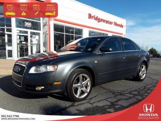 Used 2007 Audi A4 2.0T for sale in Bridgewater, NS