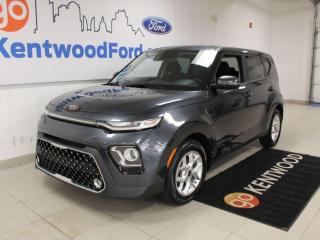 Used 2020 Kia Soul Heated seats | Heated steering Wheel | Back up Camera | for sale in Edmonton, AB