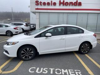 New 2015 Honda Civic Sedan EX for sale in St. John's, NL