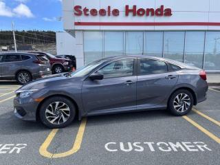 Used 2017 Honda Civic Sedan EX for sale in St. John's, NL