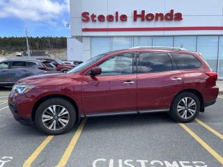 Used 2017 Nissan Pathfinder SL for sale in St. John's, NL