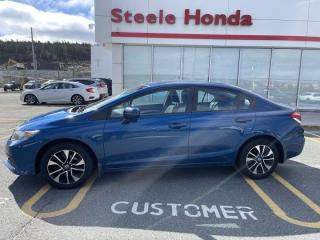 Used 2015 Honda Civic Sedan EX for sale in St. John's, NL