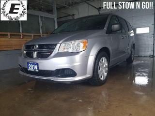 Used 2014 Dodge Grand Caravan SXT   OPEN FOR BUSINESS!! for sale in Barrie, ON