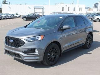 New 2021 Ford Edge ST Line | AWD | Sunroof | Heated Seats/Steering | NAV | Adaptive Cruise for sale in Edmonton, AB